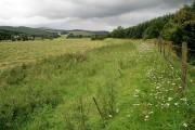 Farmland near Fingland