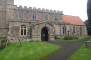 Catworth church