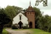 St. Matthew; the parish church of Leavenheath