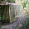 Junction of footpaths in Haslemere
