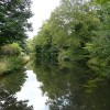 Worcester and Birmingham Canal at Edgbaston