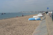 Shoeburyness: the beach