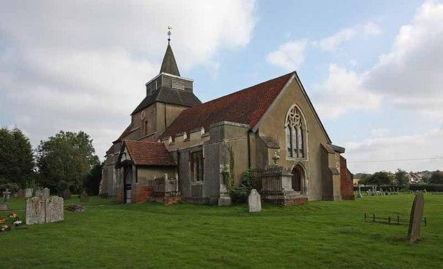 St Nicholas, Fyfield, Essex