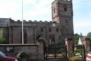 Poltimore church