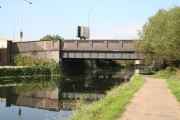Lee Navigation (Hackney Cut):  Eastway Bridge