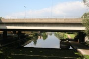Lee Navigation:  motorway bridge A102(M)