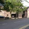 Cheylesmore Manor gatehouse, Manor House Drive