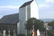 St Illtud's Church, Upper Church Village