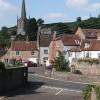 Croscombe: towards St Mary's church