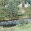 River Nith near the bridge to Drumlanrig