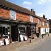 Shops on Church Street, St James Square, Wadhurst, East Sussex