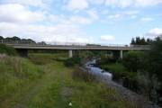 Bridge over the Lugar water