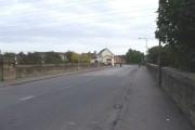 The old bridge at Carron