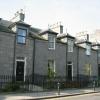 Granite houses in Ferryhill