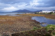 Broadford River enters the bay