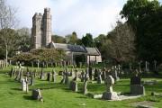 Salcombe Regis: St Peter's church