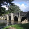 Teme Bridge at Leintwardine