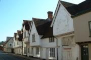 The old Sun Inn
