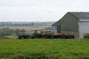 Farmland near to Minster Lovell