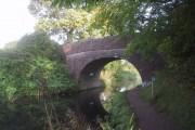 Batten's Bridge over the Grand Western Canal