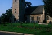 St Peter's church, Little Ellingham