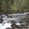 The Afon Afan, Cymmer
