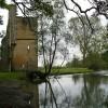 Ruin beside the River Windrush