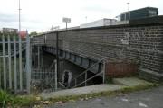 Denton Railway Bridge