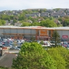 Retail park at Bridge of Dee, Aberdeen