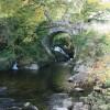 Lydia Bridge, on the River Avon