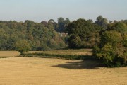 View from Warren Lane, Dartington