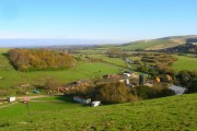 Coombes from Above