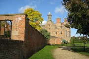 Rufford Abbey - Rear View
