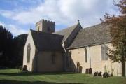 St Denys Church, Northmoor
