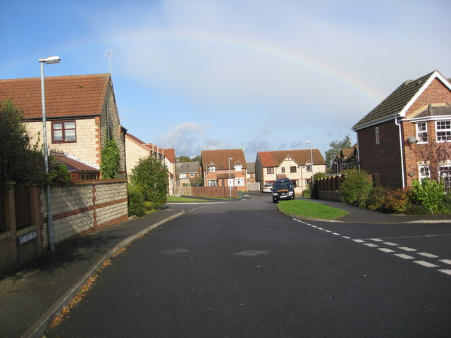 Inkersall Green - West Croft Drive