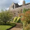 Castle walls, Compton Castle