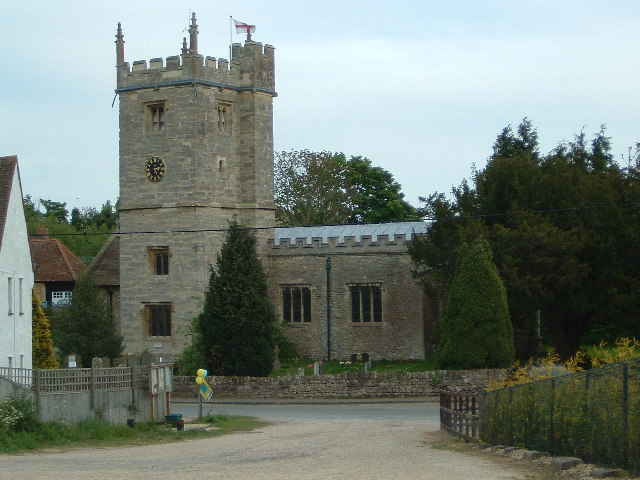 Sunningwell church