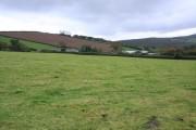 Farmland near Owlacombe Cross