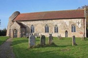 St Margaret's Church, Hardwick, Norfolk