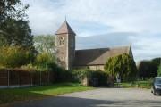 Holy Cross Church Bobbington