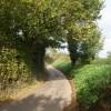 Climb, towards Yew Tree Cross