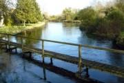 Houghton - Footbridge