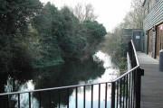 River Mimram,Tewin Bury Farm