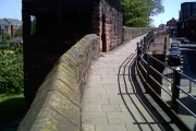 Morgan's Mount, City Walls, Chester