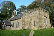 St Peter's Church Dalby