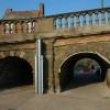 Arches under Bewdley Bridge