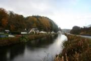 Crinan Canal at Cairnbaan