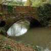 Bridge over Dowles Brook