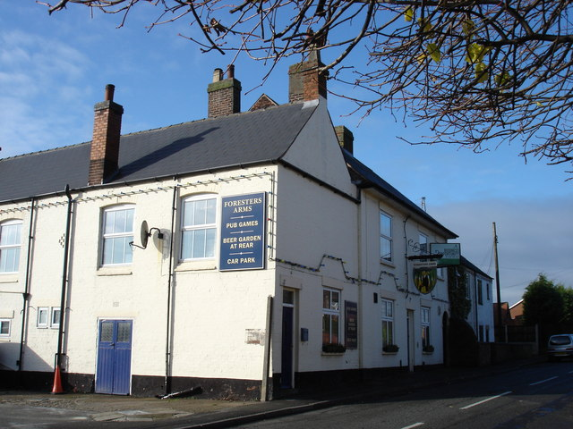 Foresters Arms, Main Street, Newthorpe