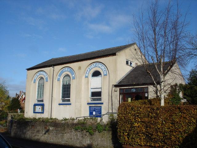 Newthorpe Baptist Church, 1828